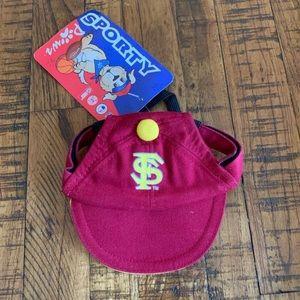 3/$10 NWT dog FSU hat